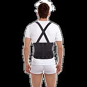 Бандаж поддерживающий жесткий для поднятия тяжестей