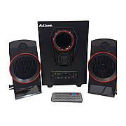 Акустическая система с сабвуфером Ailoang USBFM-073-DT