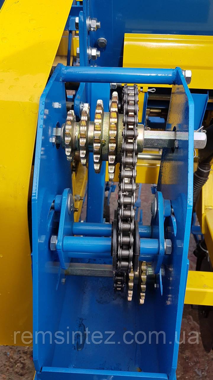 Механизм передач СЗ (редуктор) нового образца