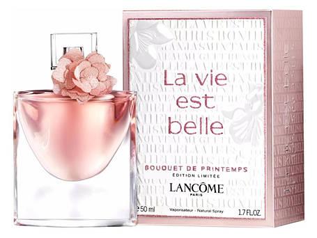 Lancome La Vie Est Belle Bouquet De Printemps 75 ml LUX Духи Парфюм Ланком Ла Ви Э Бель  реплика, фото 2
