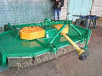 МУЛЬЧЕР - Приспособление для измельчения подсолнечника и кукурузы ПРГ - 3
