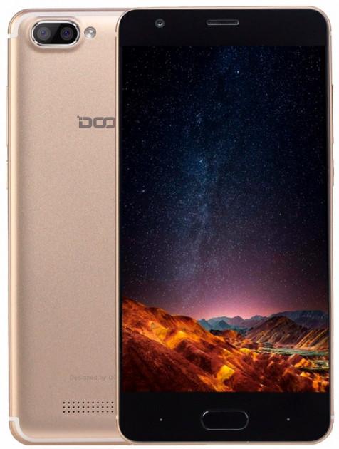 Смартфон Doogee X20 1/16GB Gold Гарантия 3 месяца / 12 месяцев
