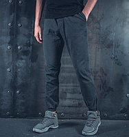 Спортивные брюки для мужчин Джоггеры BEZET Forest - черные