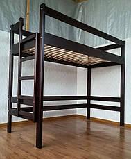 """Детская кровать чердак из массива натурального дерева от производителя """"Макси"""", фото 3"""