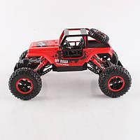 Радіокерована іграшка DIANCHENG TOYS Crawler Challenger іграшковий джип на р/к 1:18 700mAh Червоний (SUN2358), фото 1
