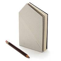 Записная книжка Hankie Pocketbook Monkey Business (белая)