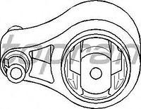 Подушка двигателя, опора  Опель, Рено (пр-во HANS PRIES 207765)