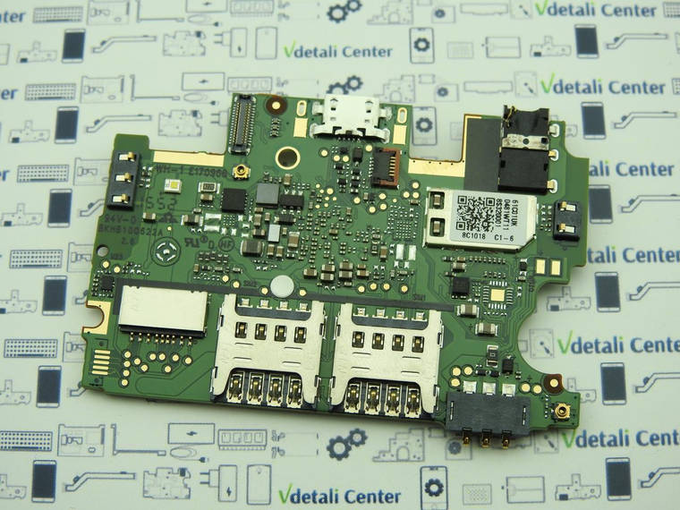 Распродажа! Материнская плата Lenovo A6000 8Gb Оригинал Новый, фото 2