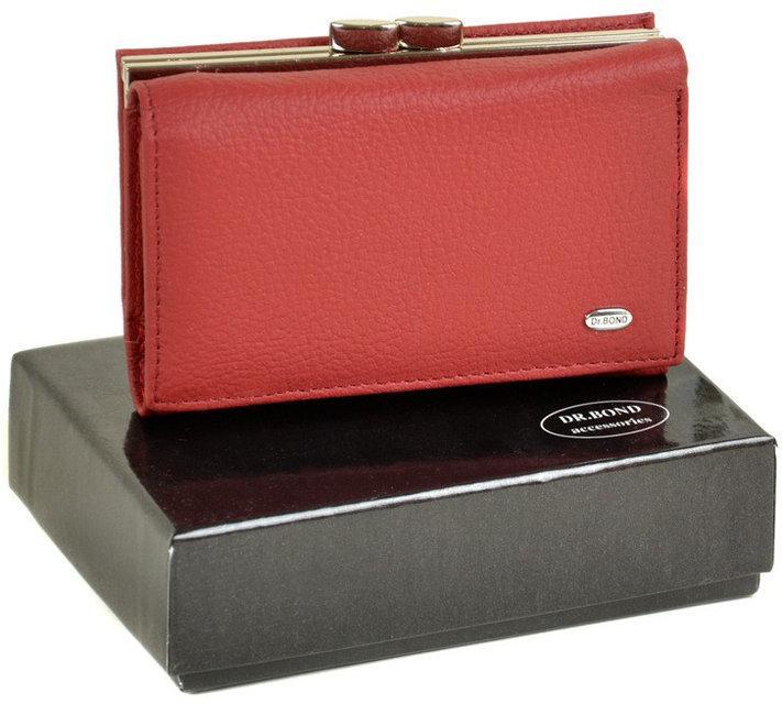 0d75c34e3e57 Женский кожаный кошелек Dr.Bond на магните или кнопке Выбор за вами  Разнообразие цветов Компактный