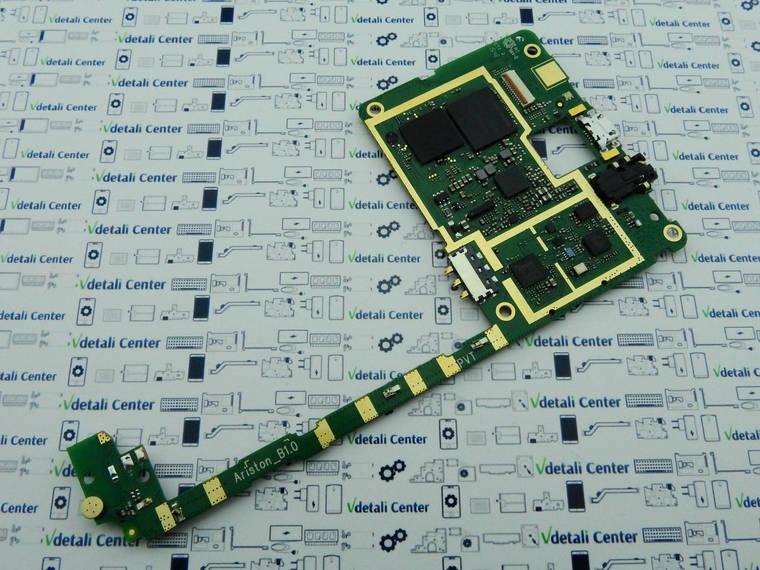 Материнская плата Lenovo A536 8G Оригинал , фото 2