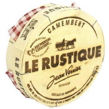 Сыр Камамбер 140гр 45% Le Rustique, фото 2