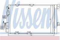 Радиатор кондиционера  CHEVROLET, Опель (пр-во NISSENS 94650)