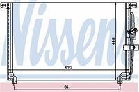 Радиатор кондиционера  Опель Омега B (пр-во NISSENS 94232)