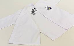 Добок кимоно для тхэквондо ITF 2 (рост 170) МА-5468 (OF), фото 3