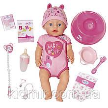 Беби Борн Кукла Очаровательная малышка Нежные объятия 43 см Baby Born Zapf 824368