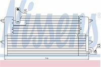 Радиатор кондиционера  Фольксваген Пассат (пр-во NISSENS 94179)