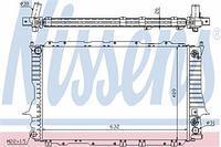 Радиатор охлаждения  Ауди 100/ А6 (пр-во NISSENS 60476)