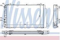 Радиатор охлаждения  Ауди 80/ CABRIOLET/ COUPE (пр-во NISSENS 60465A)