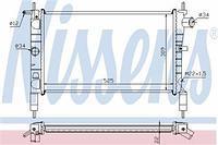 Радиатор охлаждения  Опель Астра F/ Астра F CLASSIC (пр-во NISSENS 632761)