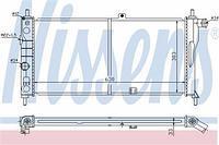 Радиатор охлаждения  Опель MONZA E/ Кадет E Комбо/ Кадет E (пр-во NISSENS 632741)