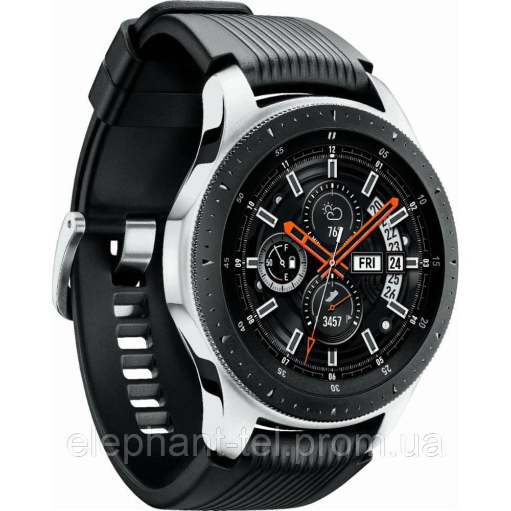 Смарт-часы SAMSUNG Galaxy Watch SM-R800 46мм Silver 070b7c2fd35cf