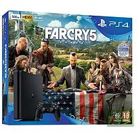 Sony PlayStation 4 Slim 500 GB + Far Cry 5