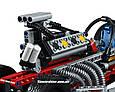 "Конструктор Decool 3367 ""Драгстер"" 647 деталей. Аналог Lego Technic 42050, фото 7"