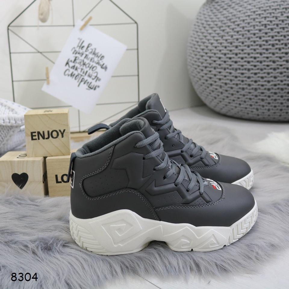 913f1c2a6 Кроссовки женские зимние серые, стильные, женская обувь: продажа ...