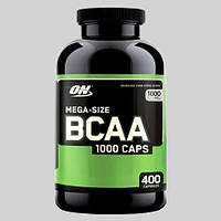 BCAA аминокислоты Optimum BCAA 1000 Caps (400 капс.)