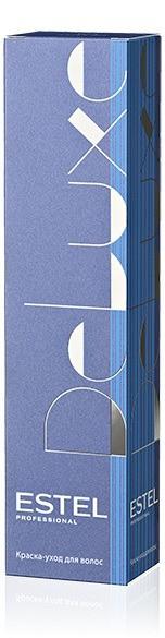 5/60 Фарба-догляд De Luxe Світлий шатен фіолетовий для сивини