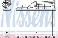 Радиатор печки (отопителя)  БМВ 5 (пр-во NISSENS 70502)