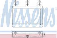 Радиатор печки (отопителя)  БМВ 5/ 6 (пр-во NISSENS 70522)