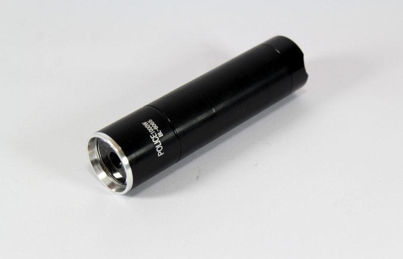 Металлический фонарик светодиодный BL CJM 601L