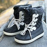 e3d50167eb0e Яркие зимние детские сапоги пена (р.28-35), цена 200 грн., купить ...