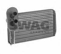 Радиатор печки (отопителя)  Ауди, Сиат, Шкода, Фольксваген (пр-во SWAG 30911089)