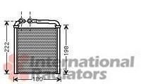 Радиатор печки (отопителя)  Шкода, Фольксваген (пр-во VAN WEZEL 58006256)