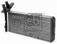 Радиатор печки (отопителя)  Фольксваген Транспортер / CARAVELLEV/ ТранспортерV (пр-во FEBI 15914)