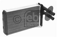 Радиатор печки (отопителя)  Фольксваген Транспортер / CARAVELLEV/ ТранспортерV (пр-во FEBI 18158)