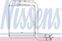 Радиатор печки (отопителя)  Фольксваген KOMBI / CARAVELLE V/ KOMBI V/ MULTIVAN/ Транспортер (пр-во NISSENS 73976)
