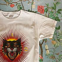 Белая футболка Gucci. Мужская футболка с классными бирками., фото 2