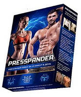 Presspander (Пресспандер) - миостимулятор для рельефного пресса