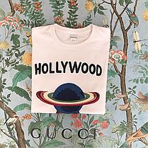 Gucci. Белая футба. Hollywood. Оригинальная бирка., фото 3
