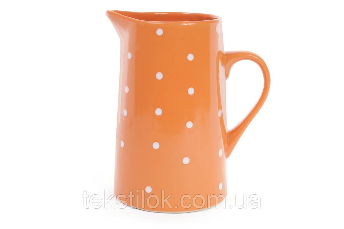 Кувшин керамический Оранж 1000мл