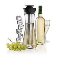 Графин для белого вина и напитков с охладителем XD Design Gliss (кувшин, питьевой набор), фото 1