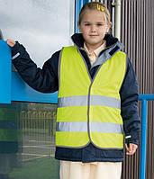 Светоотражающая жилетка юниора, фото 1