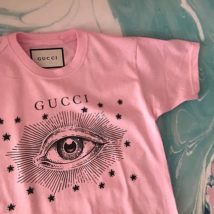 Футболка Gucci Eyed. Ориг бирка, фото 2