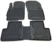 Резиновые коврики (4 шт, Stingray) - Daewoo Lanos