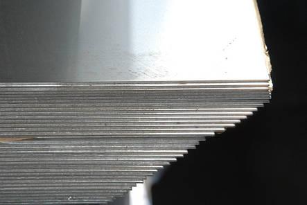 Лист нержавеющий 2.0 х 1000 х 2000 мм aisi 430, фото 2