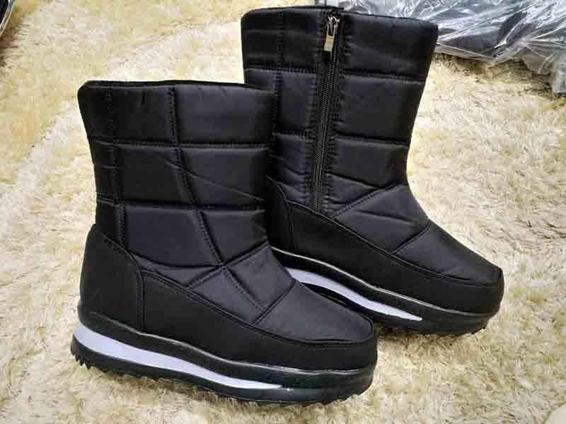 f7e42ba47 Мужские сапоги дутики зимние черные 0435КФМ, цена 750 грн., купить в ...