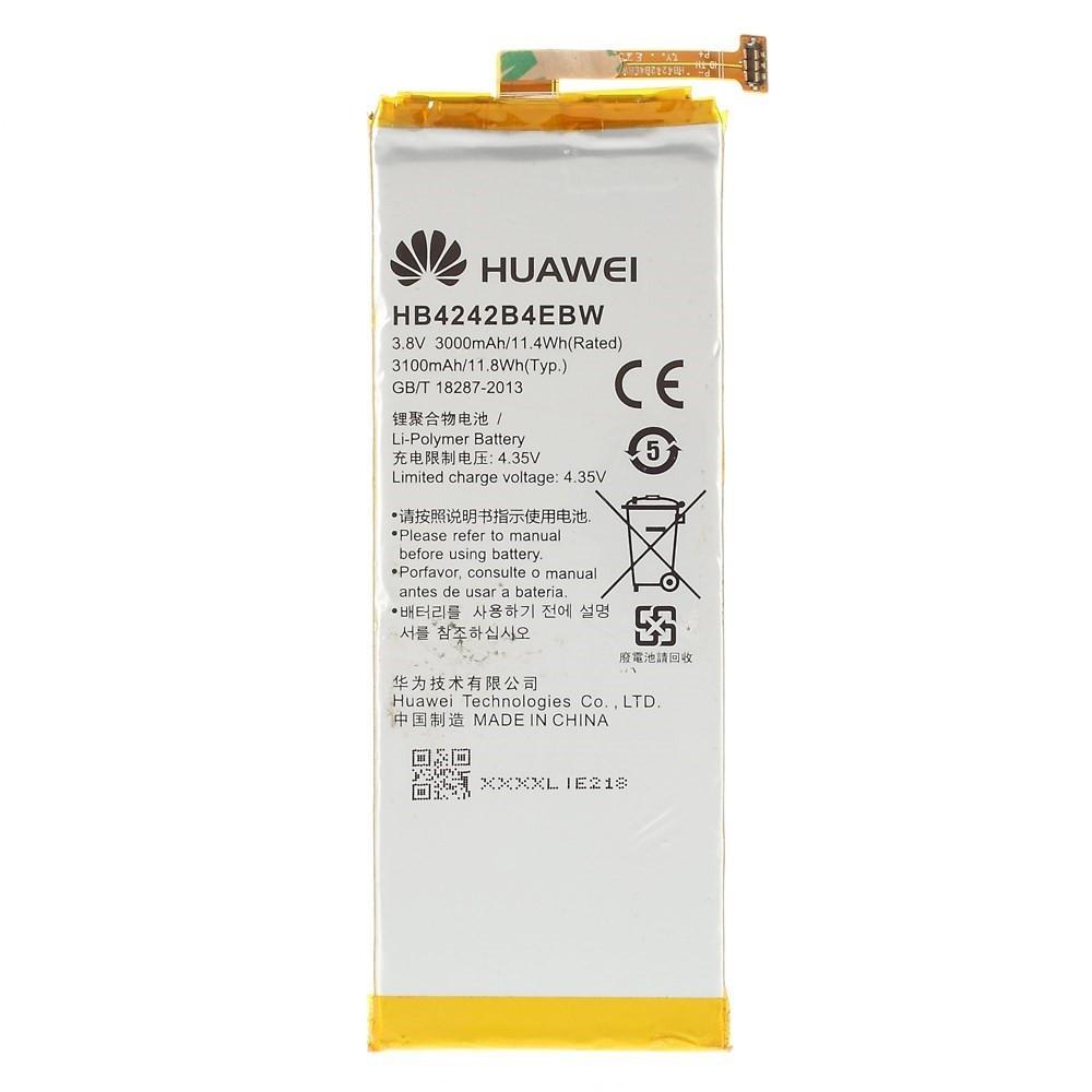 Аккумулятор HB4242B4EBW 3100mAh к Huawei Honor 6